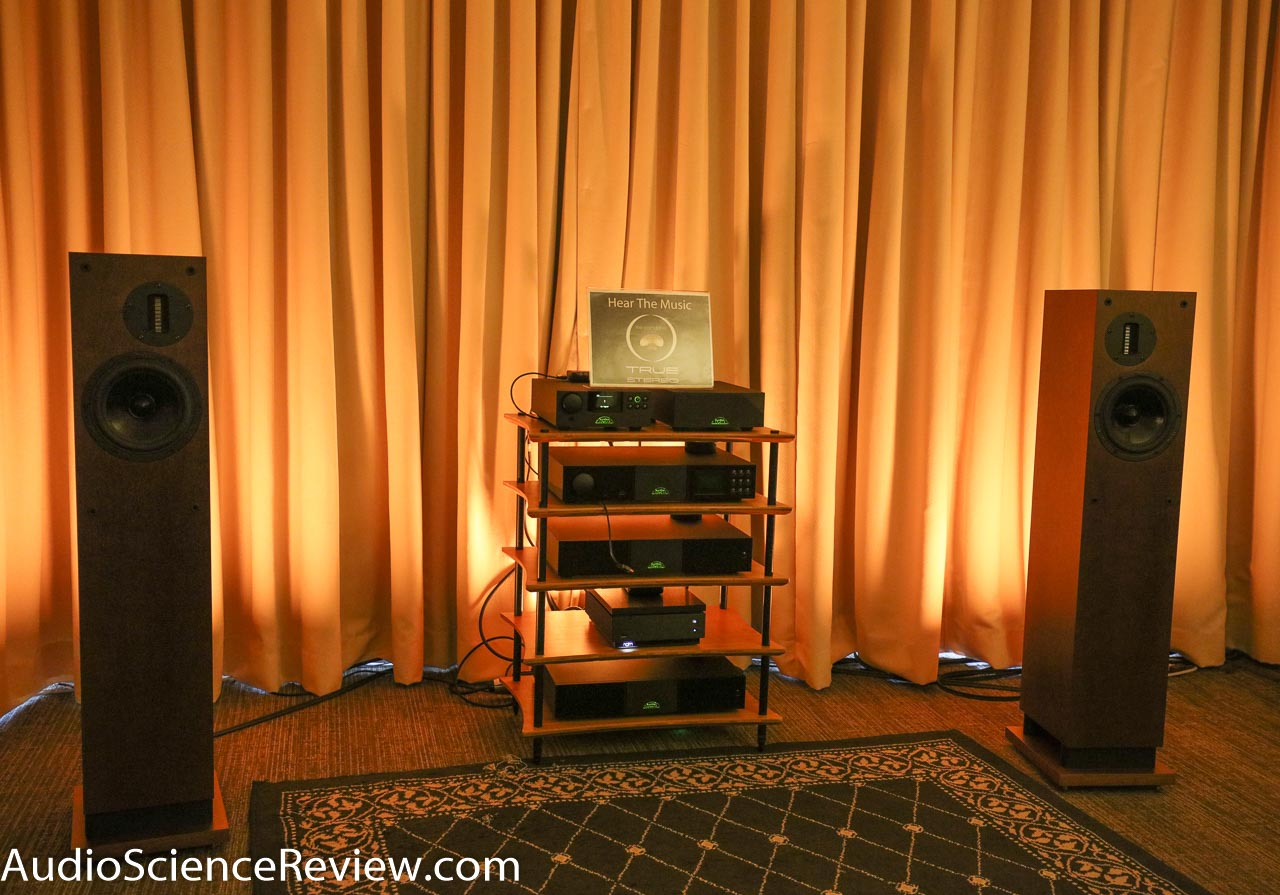 AXPONA 2017: Naim Audio, ProAc Speakers | Audio Science