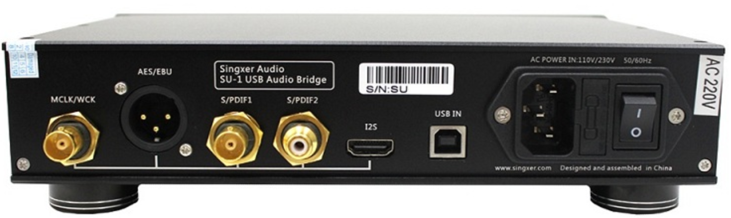 USB to digital output converter - use when iPhone | Audio