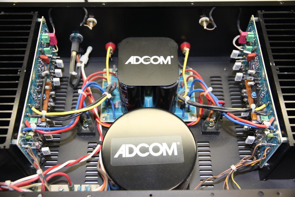 Outlaw 2200 M-Block Amplifier Review | Page 6 | Audio Science Review (ASR)  Forum