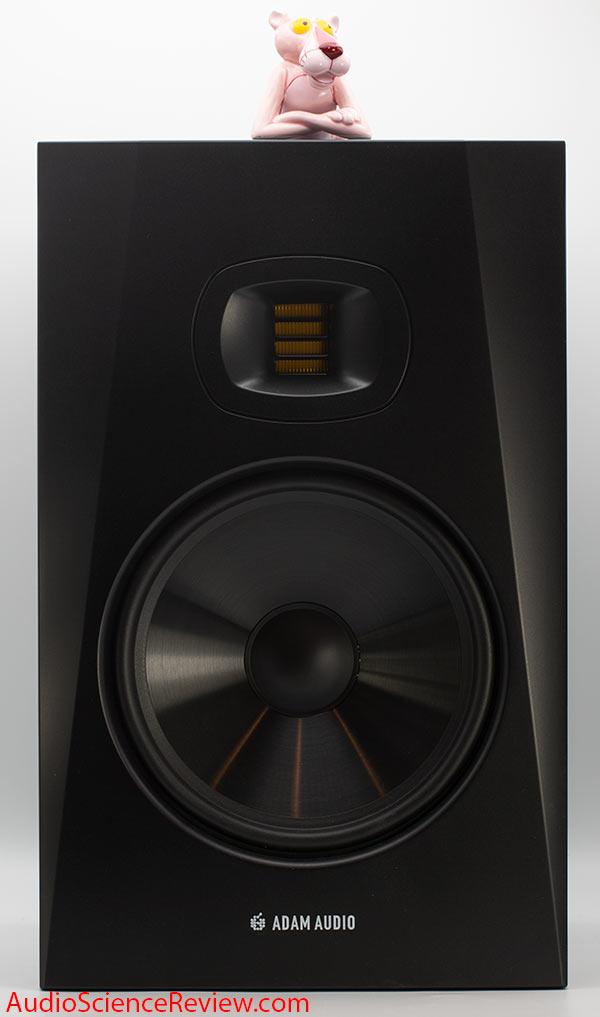 Adam T8V Active Powered Monitor Studio Speaker review.jpg