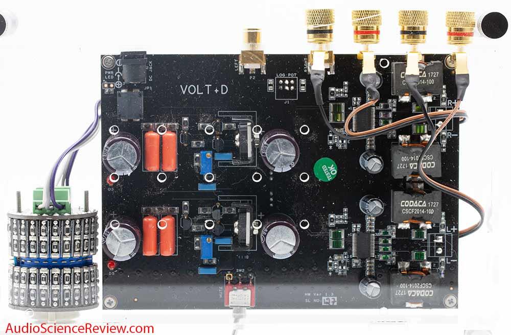 Allo Volt+ D Class D Amplifier PCB TPA3116.jpg
