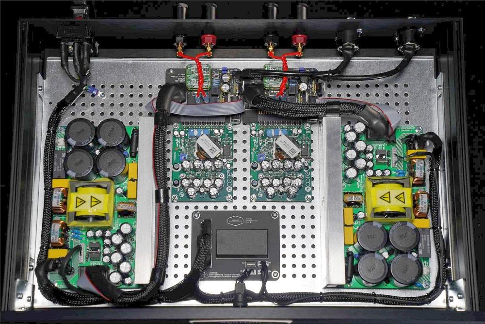 Apollon Audio Class-D Amp Build Quality | Audio Science Review (ASR