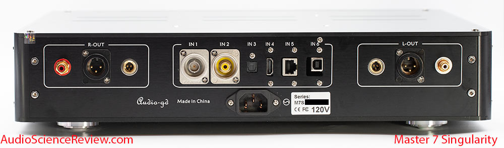 Audio-gd Master 7 Singularity Review back panel high-end DAC USB.jpg