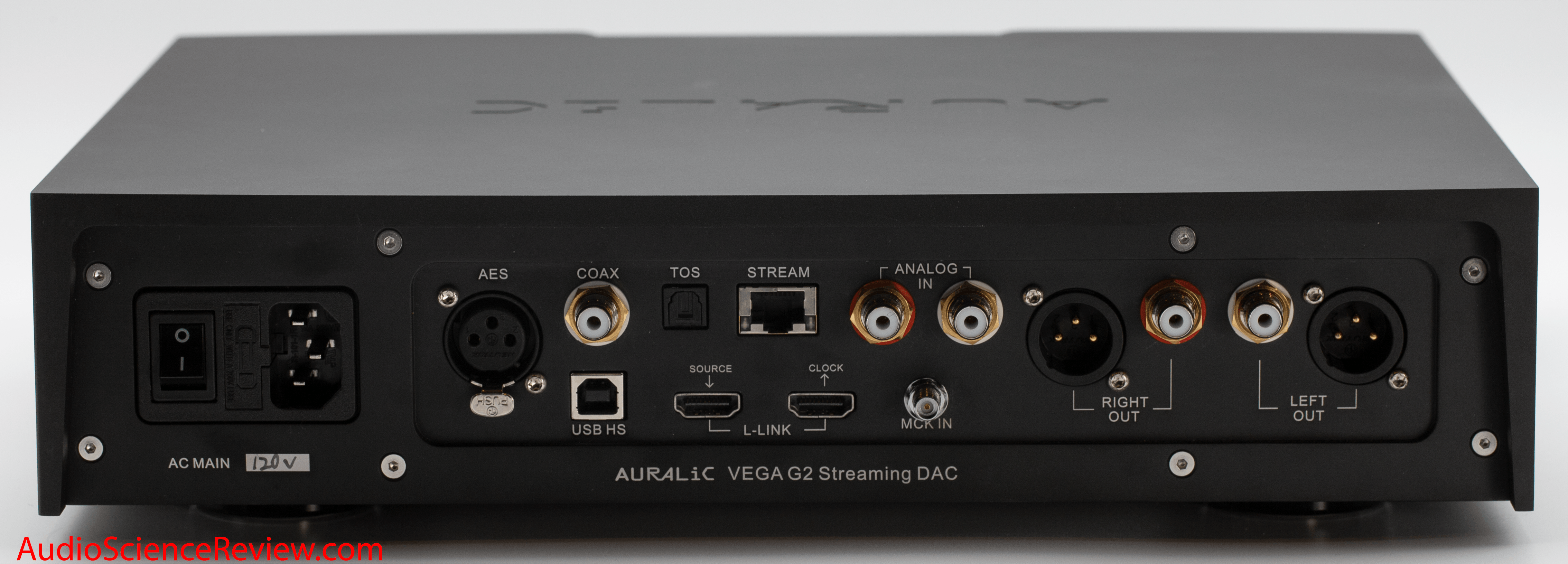 Auralic Aries G2 Music Streamer Audiophile Music Server and DAC Back Panel Connectors Audio Re...png