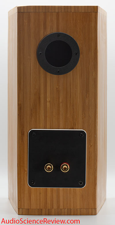 Bambusa MG 1 Bookshelf Speaker Back Panel Binding Posts Audio Review.jpg