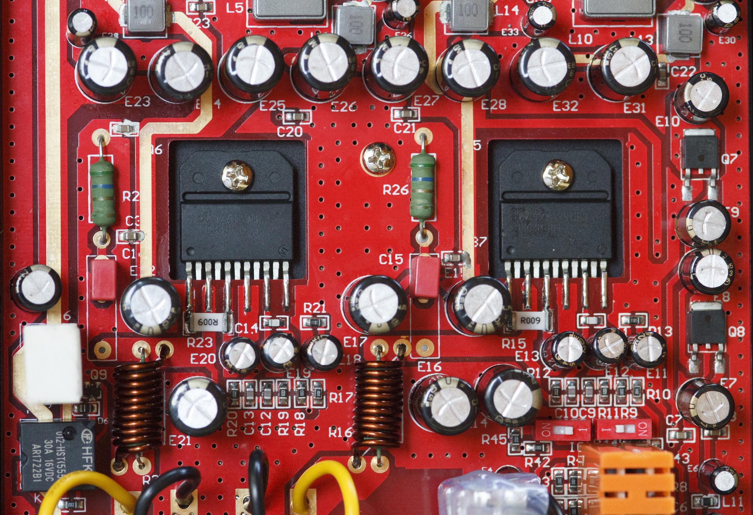 Burson BANG (inside pics, technical stuff etc )   Audio Science