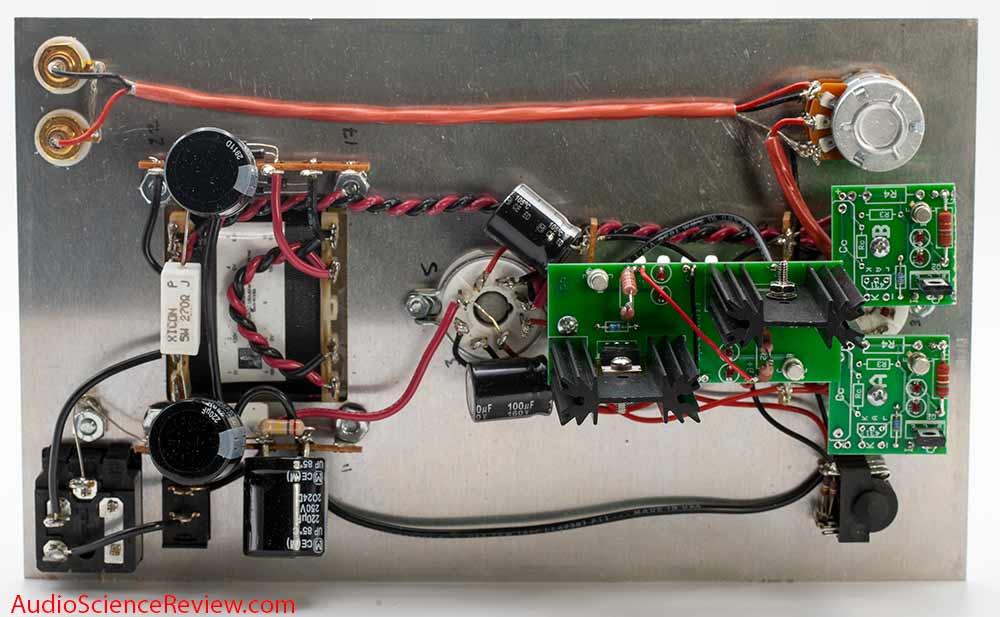 Bottlehead Crack Headphone Amplifier Kit Internals Speedball option Audio Review.jpg
