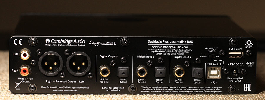 Cambridge Audio DacMagic Plus Rear Panel Review.jpg