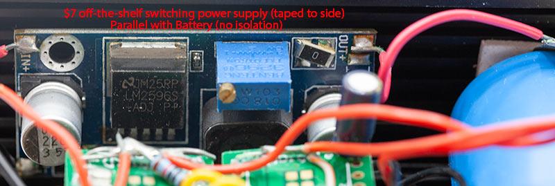 Ciúnas ISO-DAC USB DAC Power Supply Charger Teardown.jpg