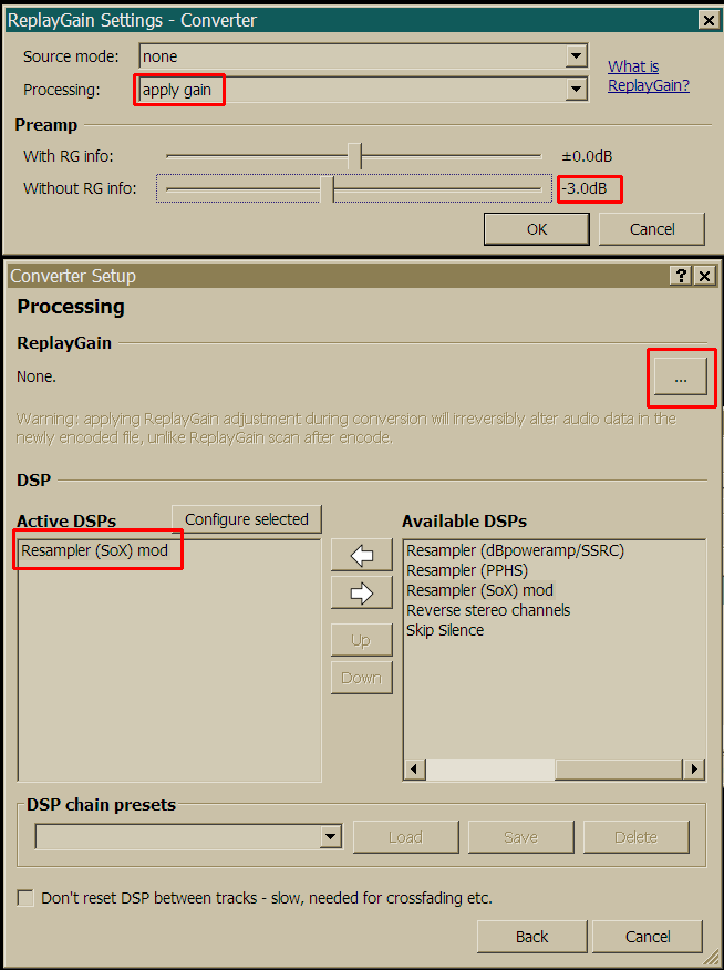 Converting DSD to PCM that doesn't adhere to scarlet book