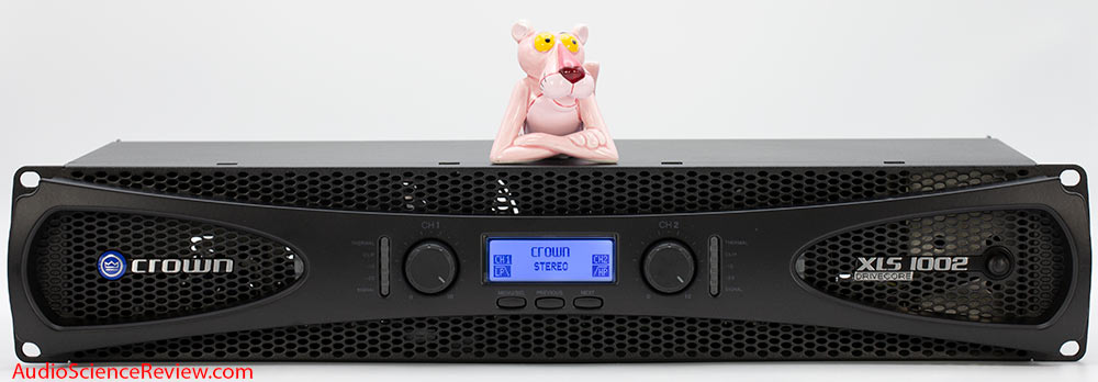 Crown XLS1002 Rackmounted Pro Amplifier stereo review.jpg