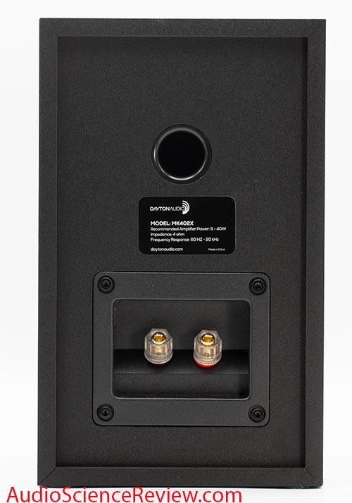 Dayton MK402X Review Speaker back panel Bookshelf.jpg