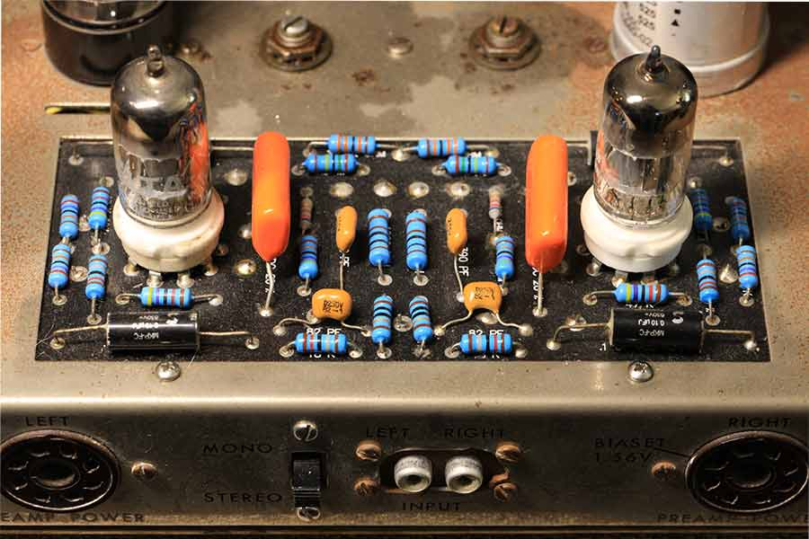 Review and Measurements of Dynaco ST 70 | Audio Science