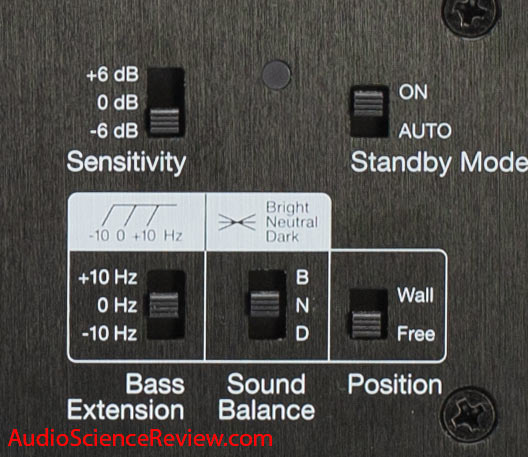 Dynaudio LYD 5 Studio Powered Monitor Speaker Test Settings.jpg