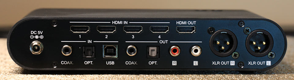 Essence HDACC II-4K HDMI DAC Back Panel Audio Review.jpg
