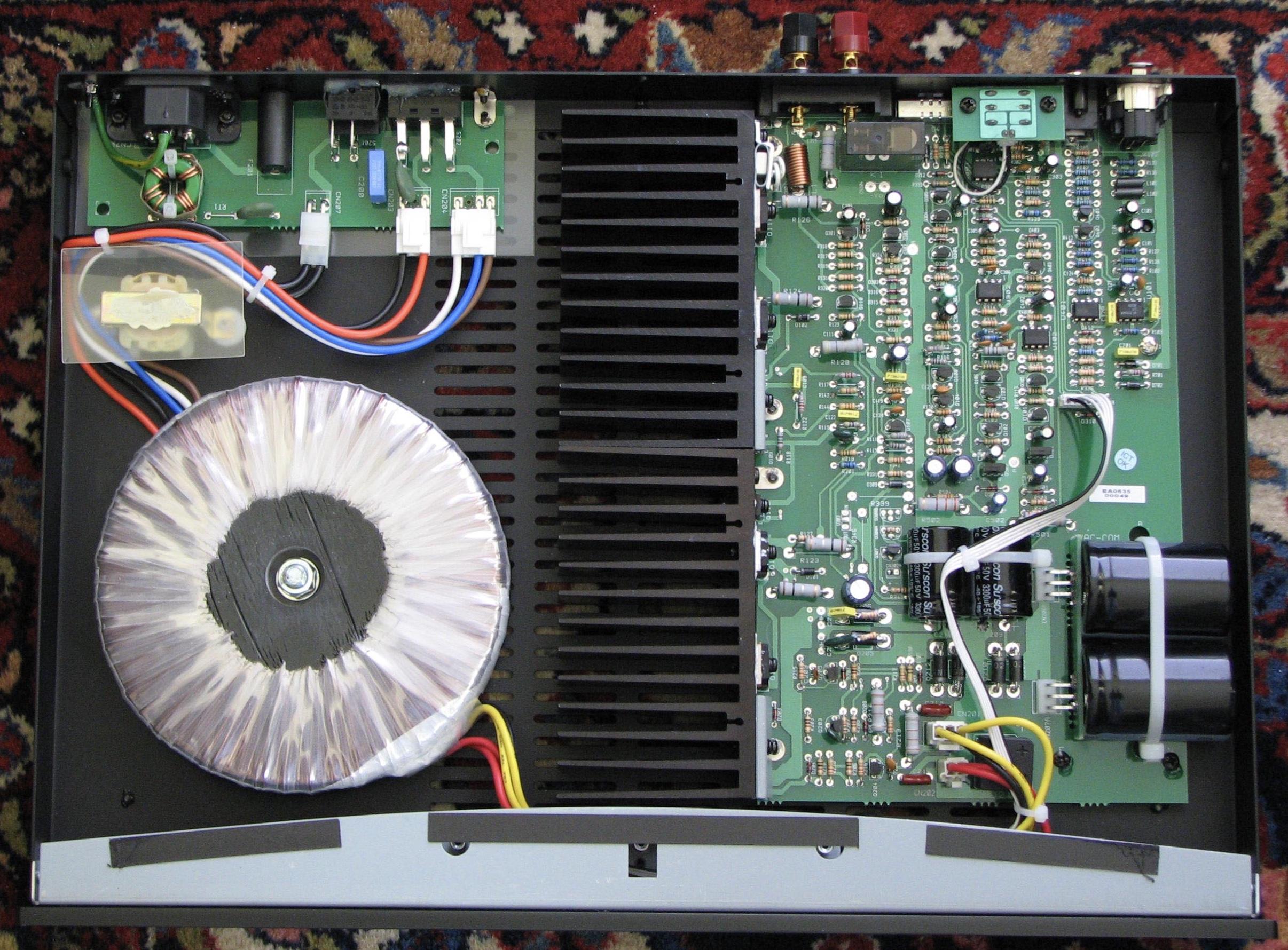 Outlaw Audio Model 2200 Monoblock Amplifier