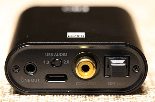 Fiio K3 Portable DAC and headphone amplifier rear Panel Review.jpg