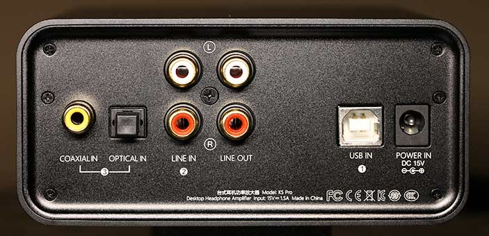 Fiio K5 Pro DAC and Headphone Back Panel Audio Review.jpg