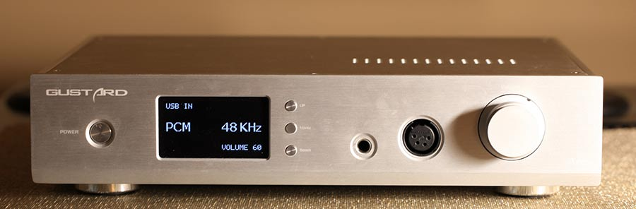 Review and Measurements of Gustard A20H DAC & AMP | Audio Science