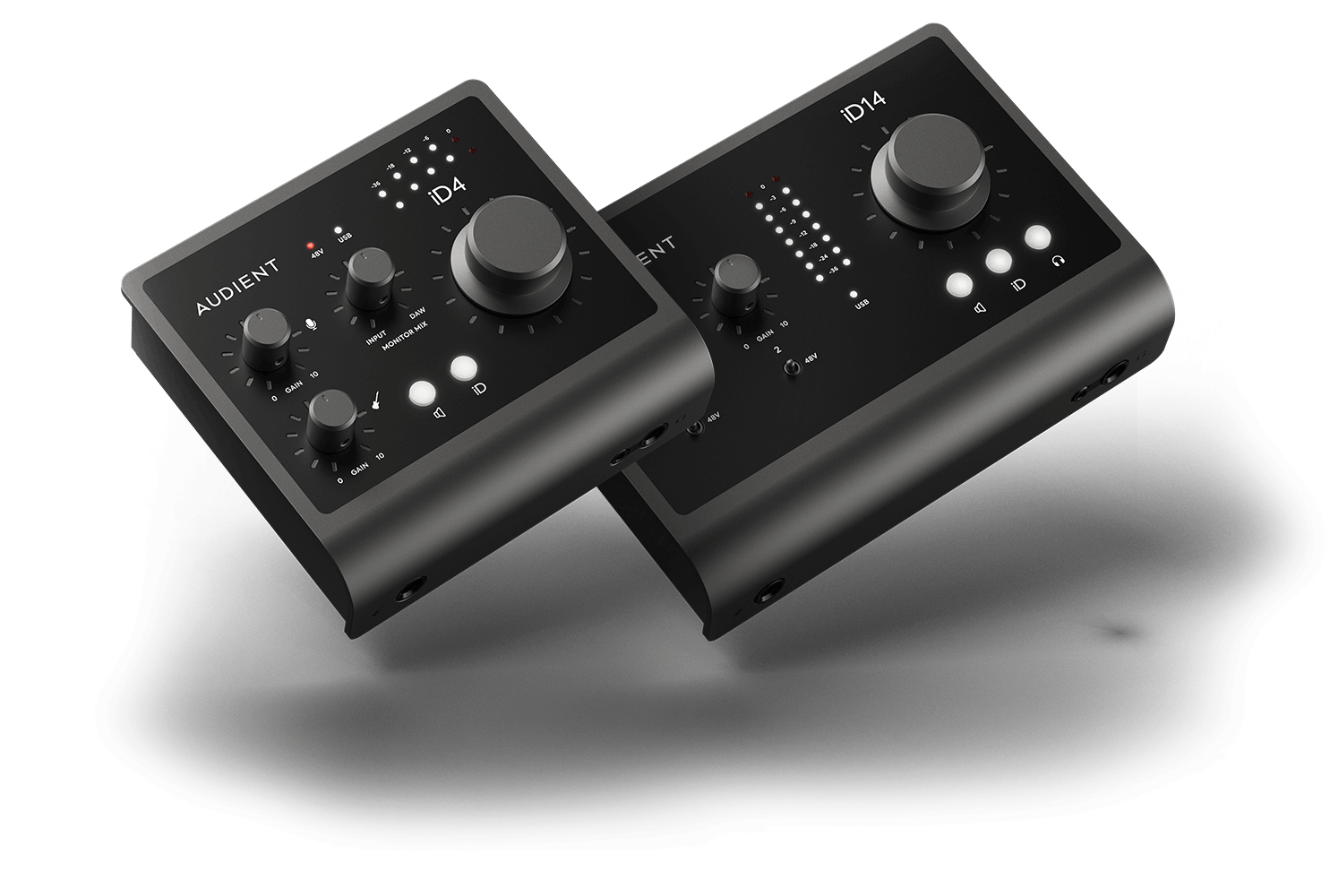 iD4 & iD14 MK II - Audient updated their Audio Interfaces | Audio Science  Review (ASR) Forum