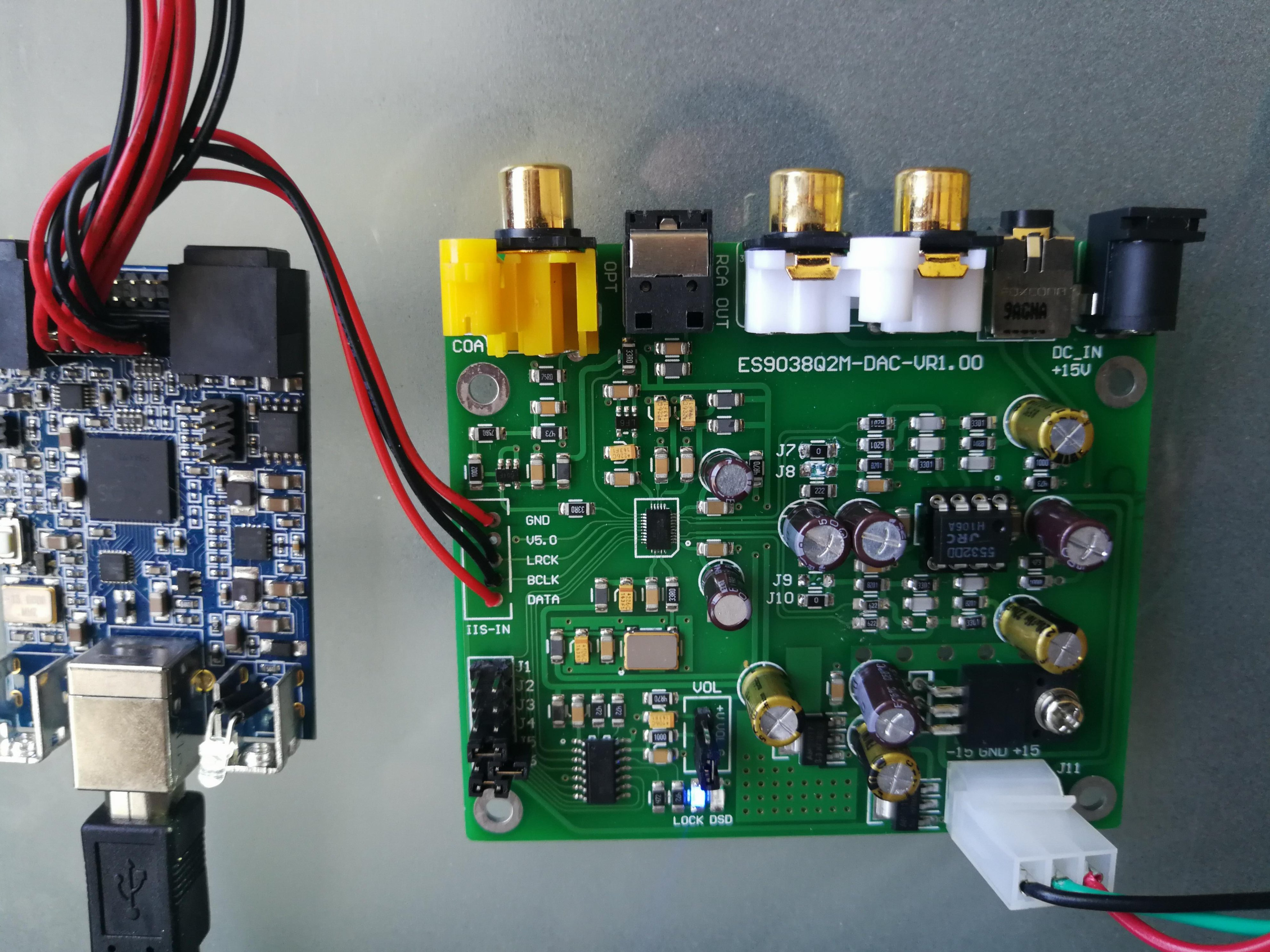 Measurements Of Generic ES9038Q2M DAC Board | Audio Science