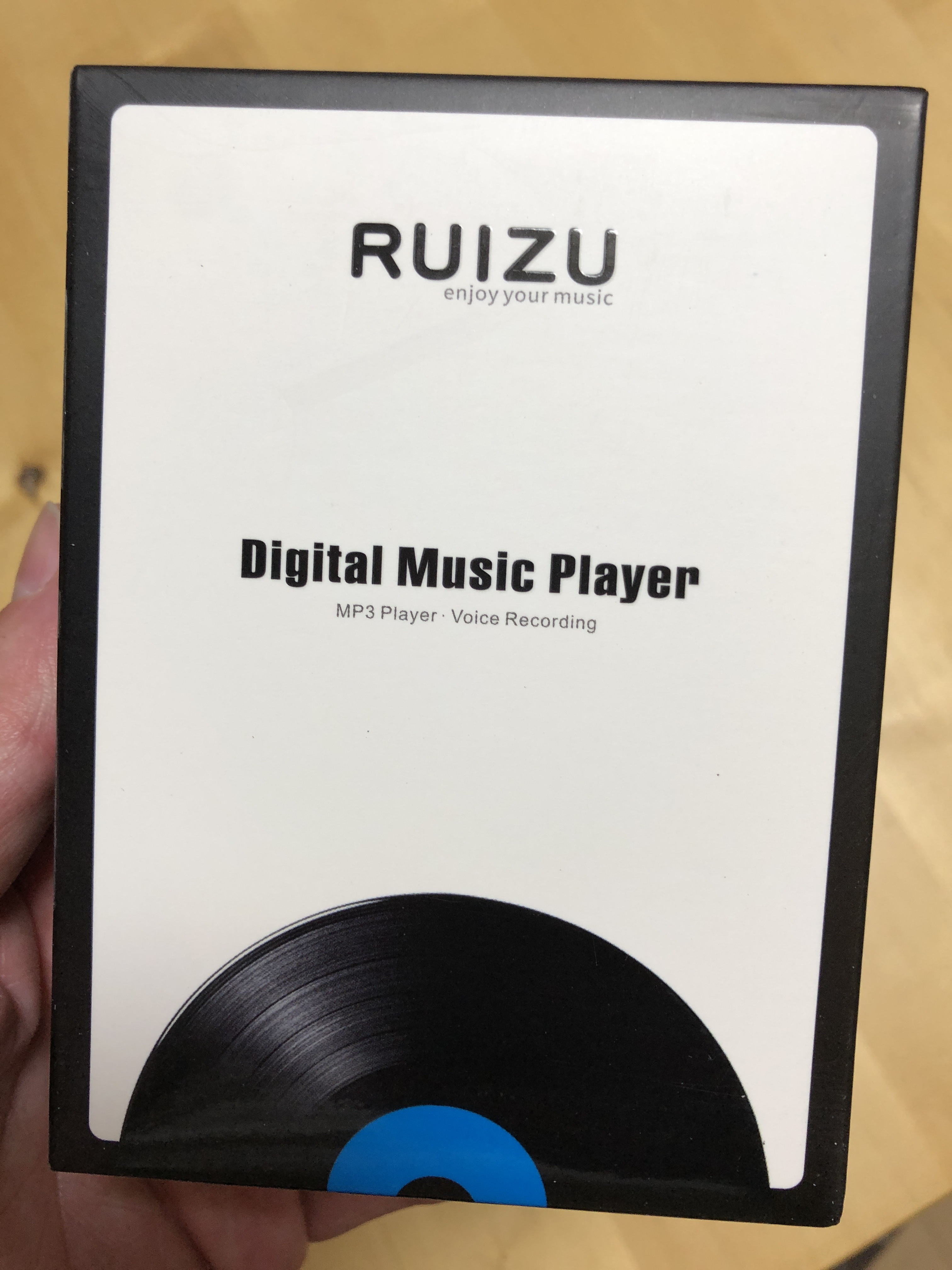 Ruizu X02 Unboxing and Initial Notes | Audio Science Review (ASR) Forum