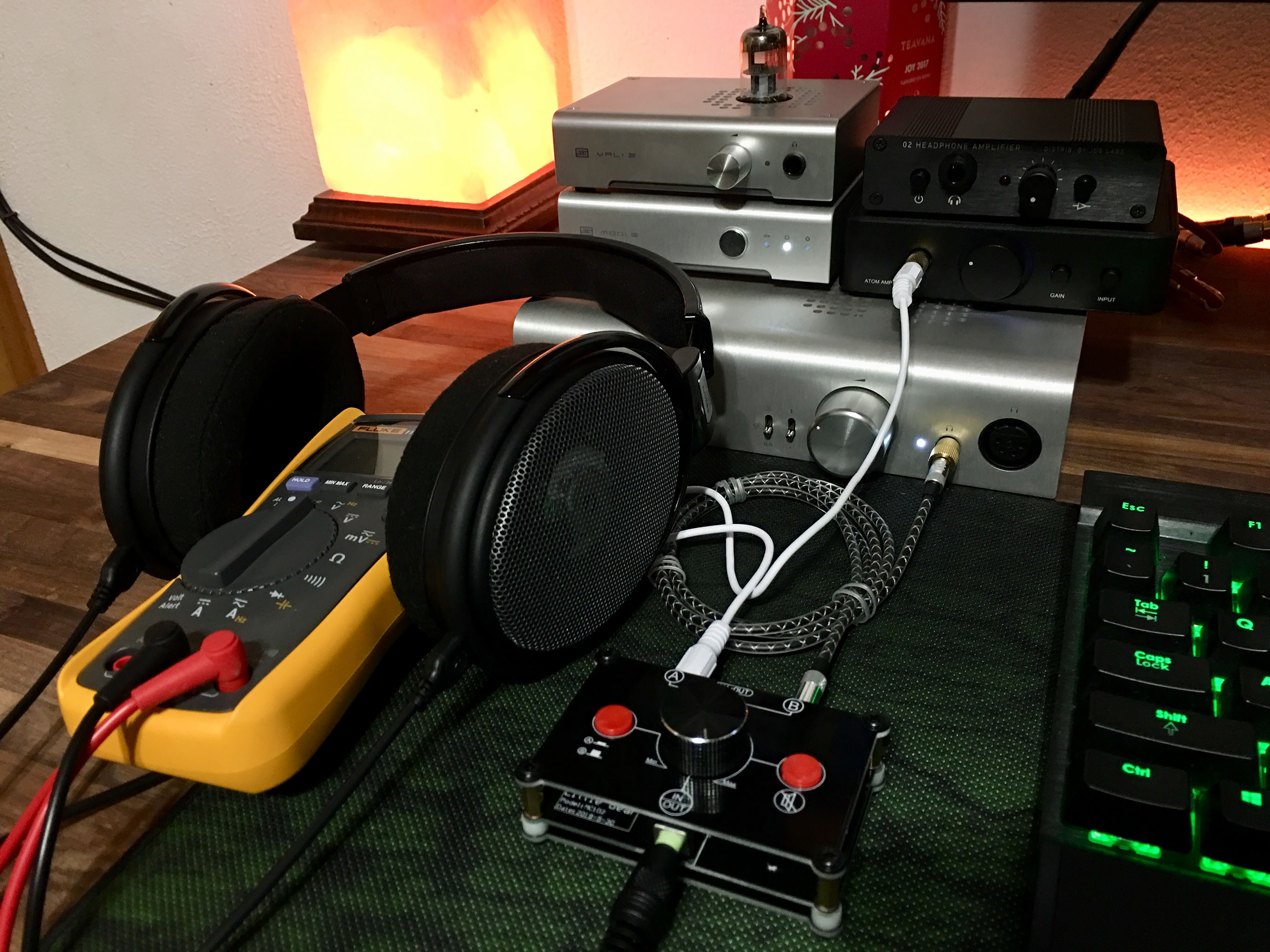 How Should I A/B Test Headphone Amps? | Audio Science Review