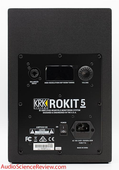 KRK RP5 Rokit G4 Review DSP Studio Monitor.jpg