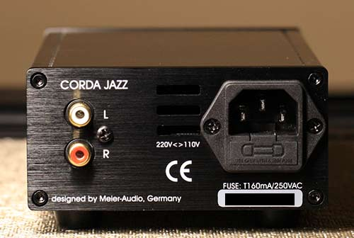 Meier Audio Corda Jazz Headphone Amplifier Back Panel Audio Review.jpg