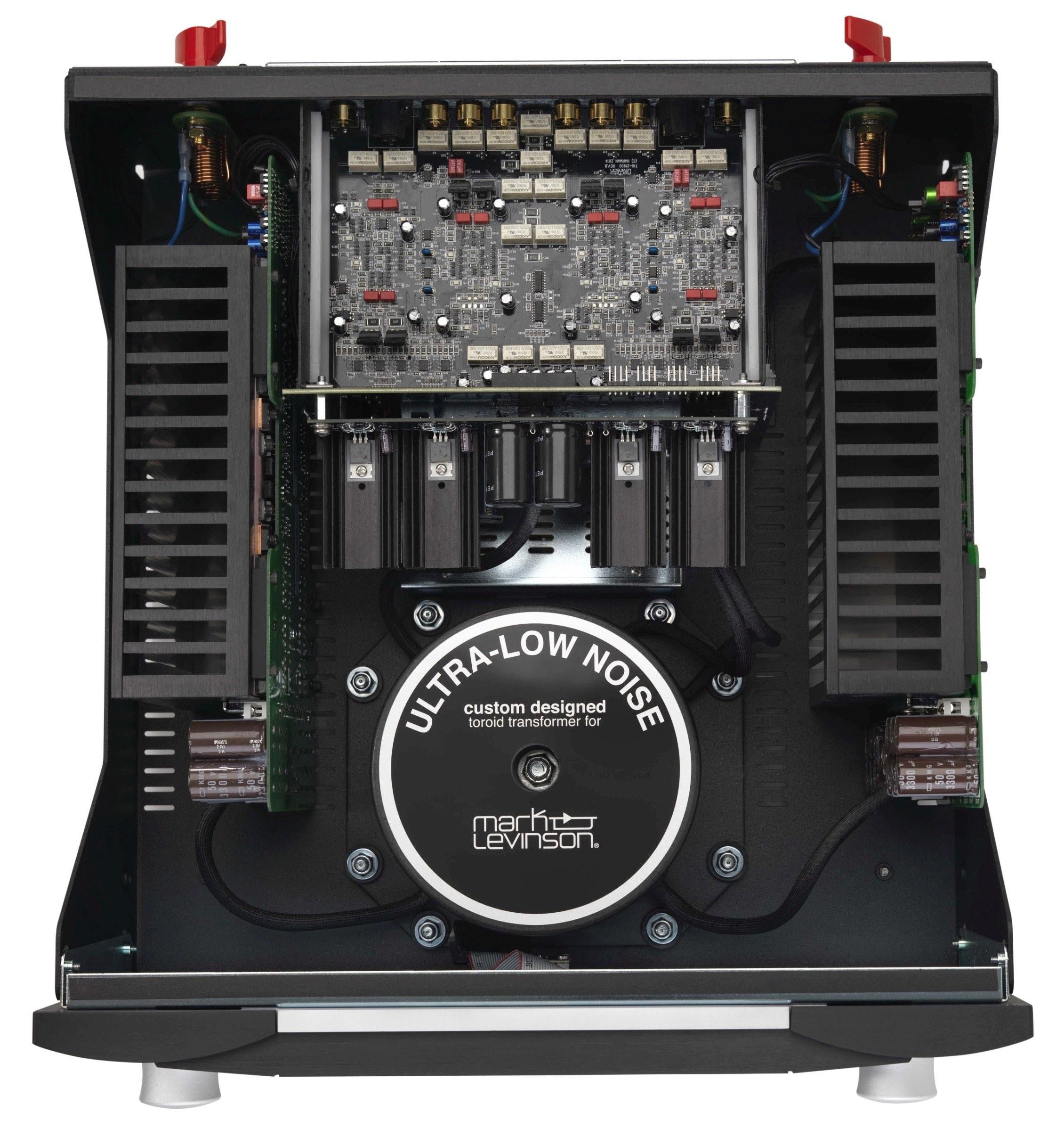 The Mark Levinson No 585 integrated DAC/PRE/AMP | Audio