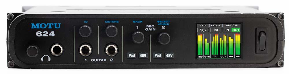 Motu 624 Pro Audio Interface ADC DAC Review.jpg