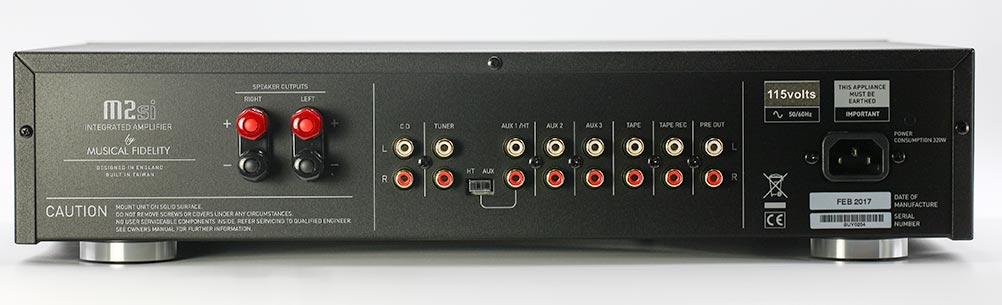 Musical Fidelity M2si Integrated Stereo Amplifier Back Panel Connections Audio Review.jpg