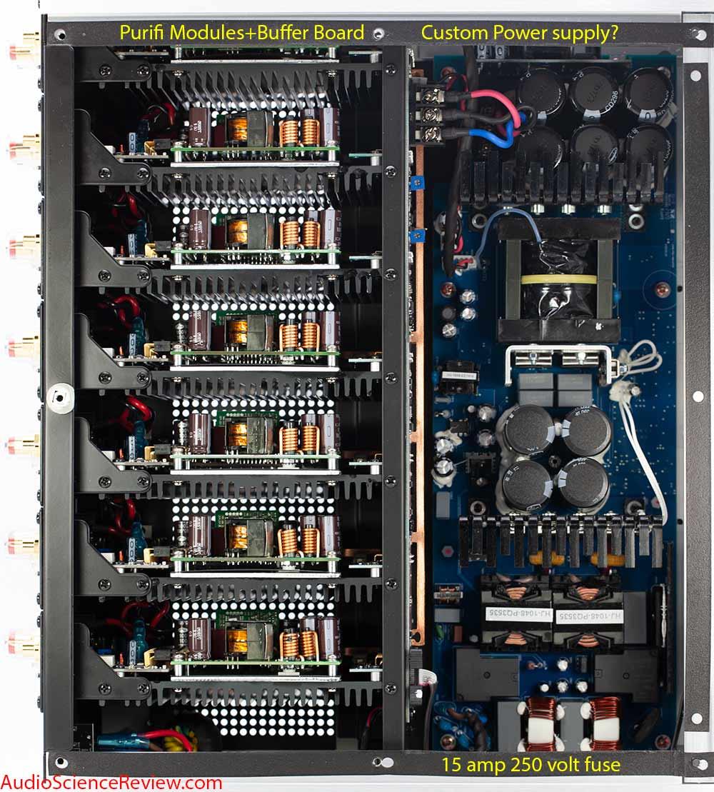 NAD M28 teardown purifi amplifier power supply.jpg