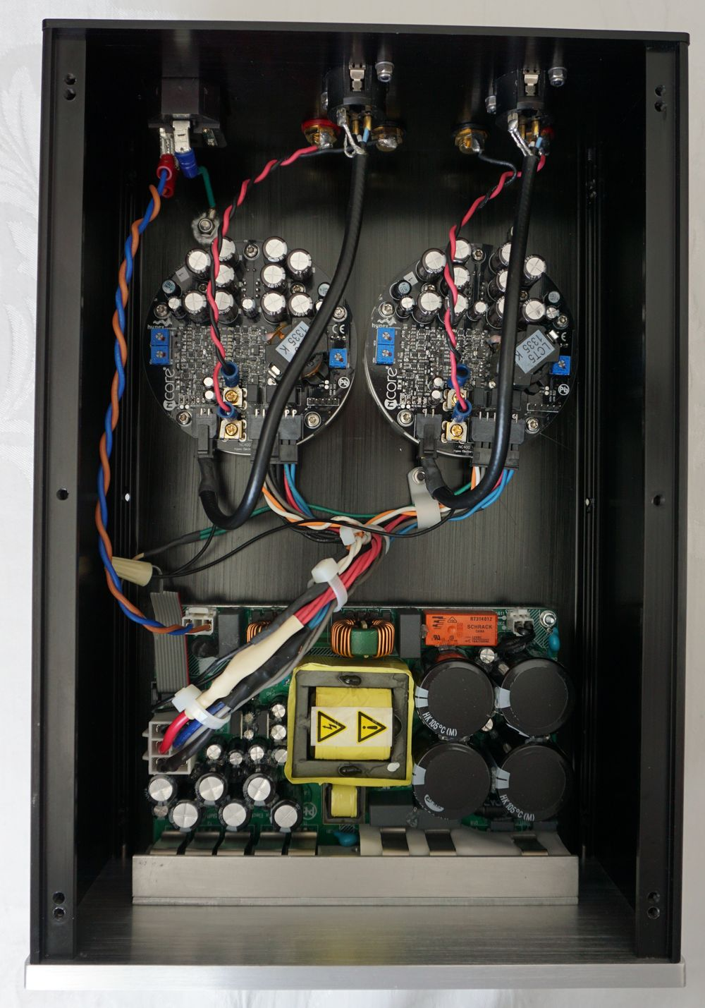 Review and Measurements of Hypex NC400 DIY Amp | Page 17