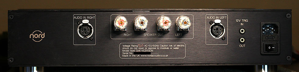 Nord One NC500 Amplifier Class D Back Panel Audio Reviews.jpg
