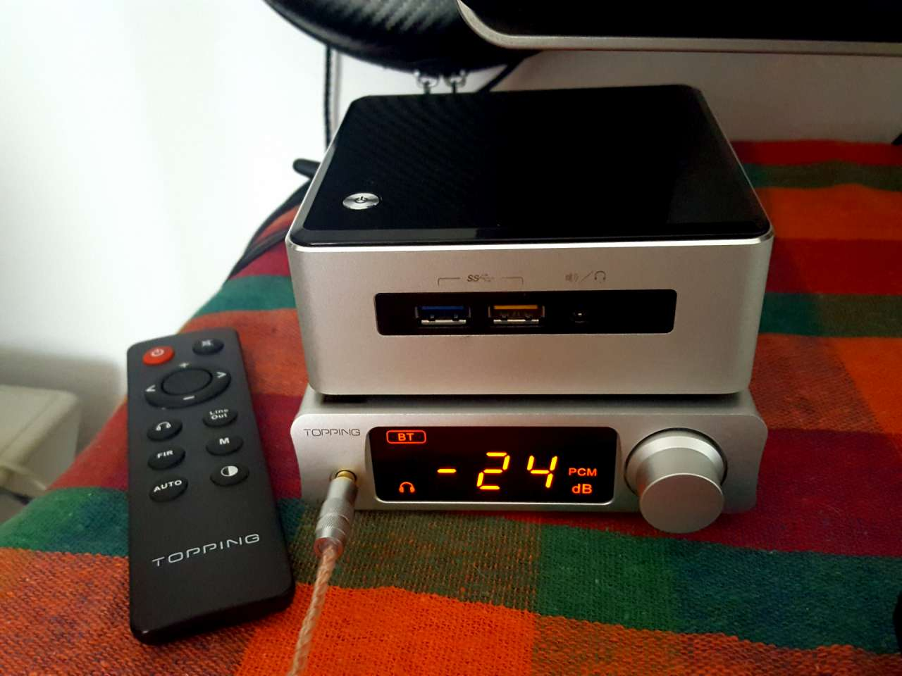 Review and Measurements of Topping DX3Pro DAC and Headphone Amp