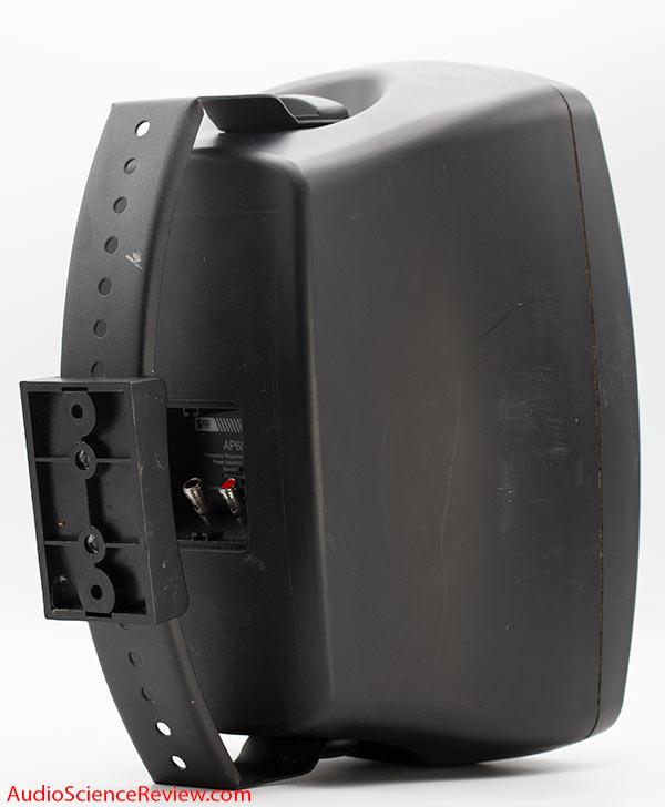 OSD AP650 Review Patio Outdoor water proof black Speaker.jpg