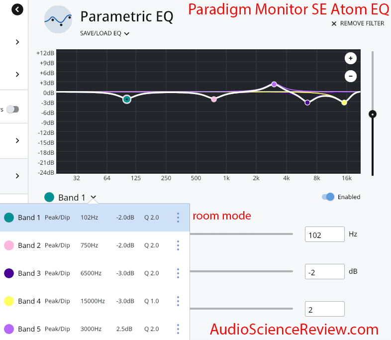 Paradigm SE Monitor Atom Measurements equalization.png