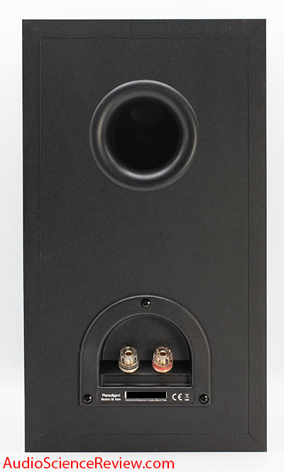 Paradigm SE Monitor Atom Review Back panel port binding posts.jpg