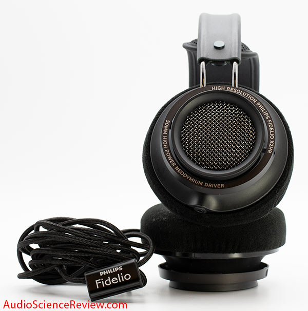 Philips Fidelio X2HR review open back headphone stiff cable.jpg