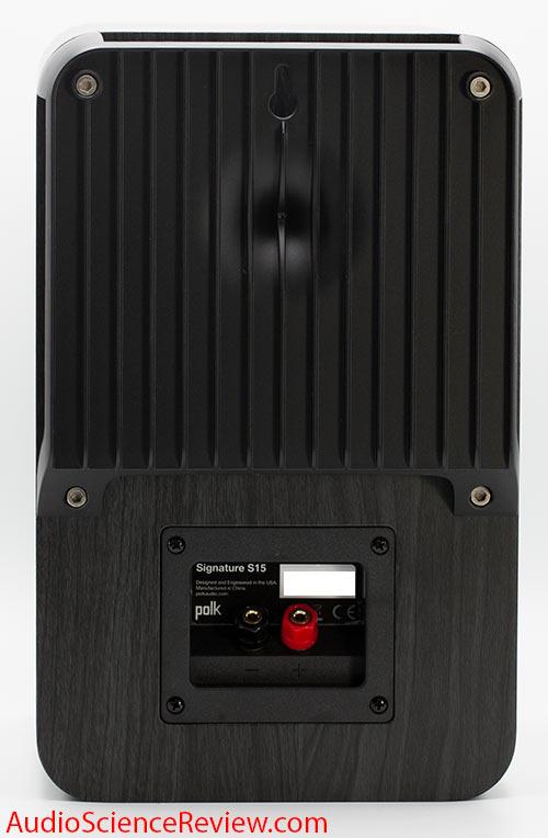 Polk Audio Signature S15 Bookshelf Speaker Back Panel Binding Posts Review.jpg