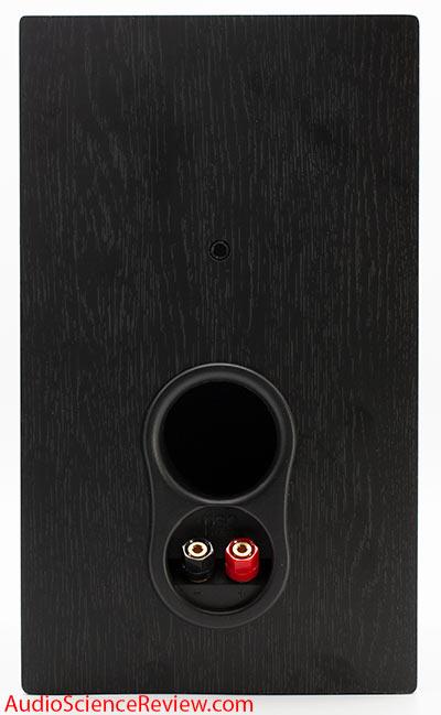 PSB P5 Bookshelf 2-way speaker Back Panel binding post Stereo Review.jpg
