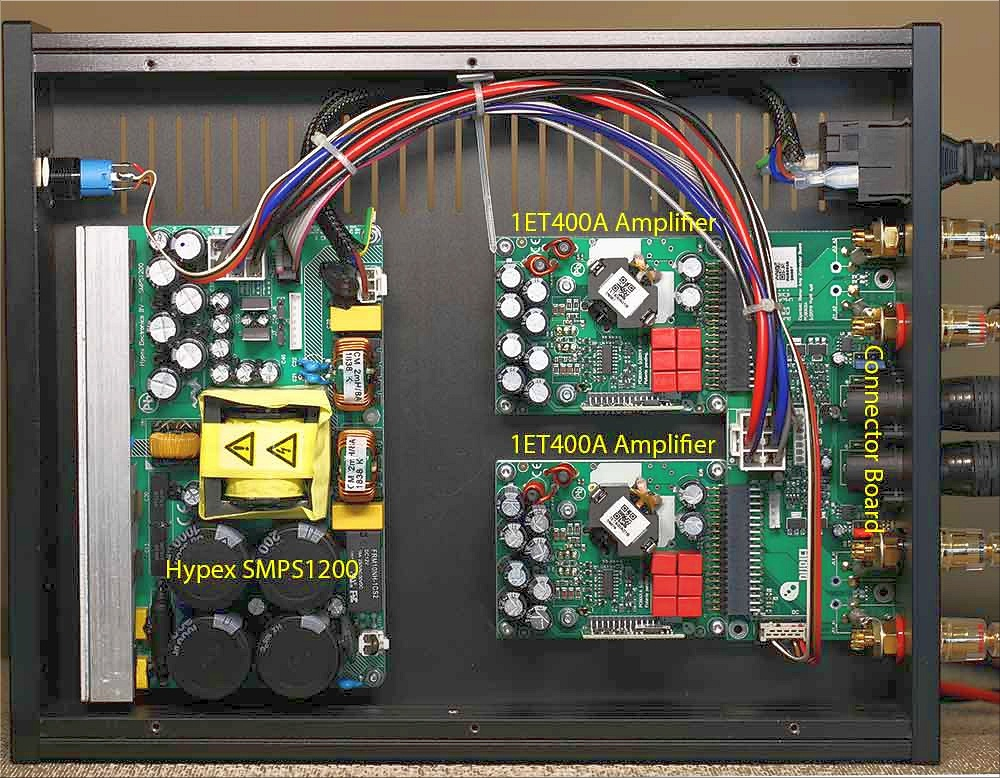 Hypex NC1200: Quality of the implementations | Page 7 | Audio