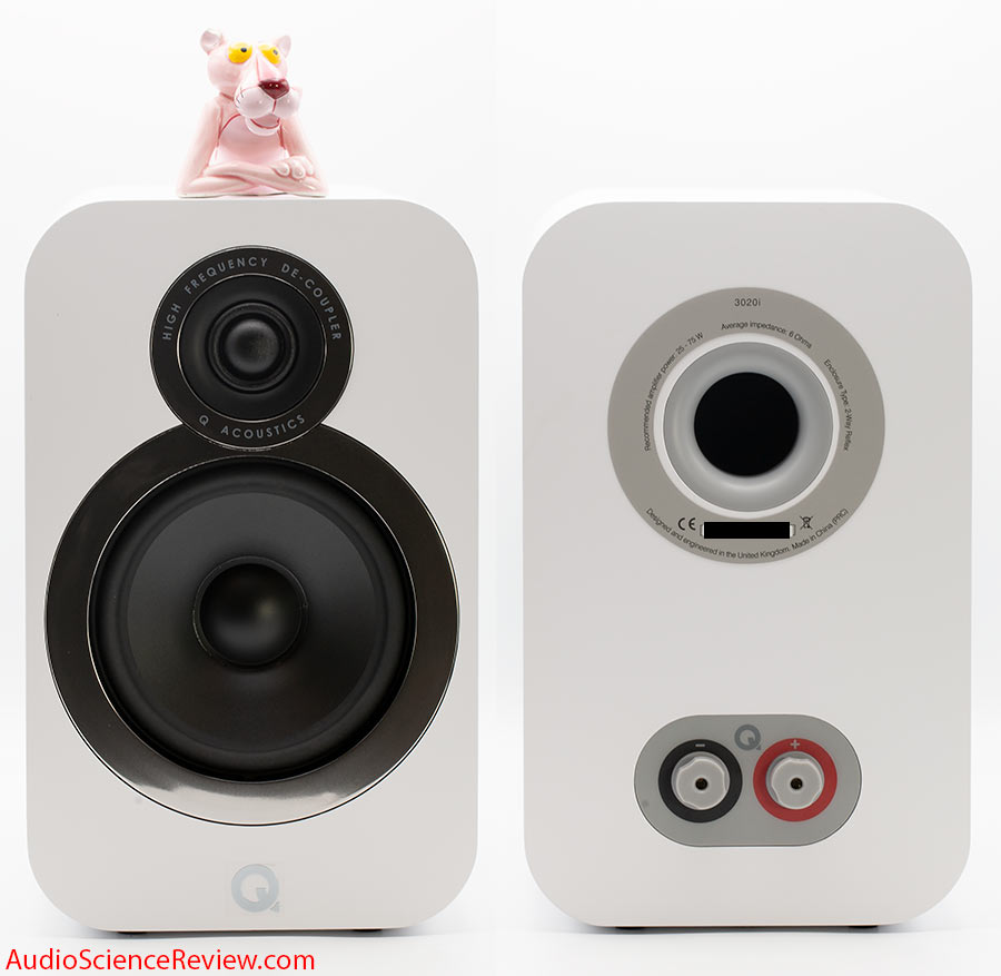 Q Acoustics 3020i Bookshelf speaker Audio review.jpg