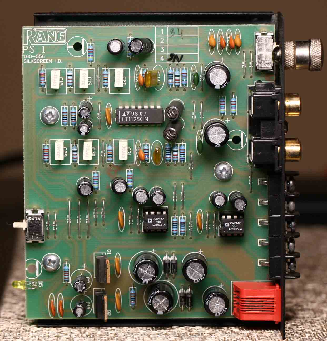 Rane PS1 Phono Preamplifier Teardown.jpg