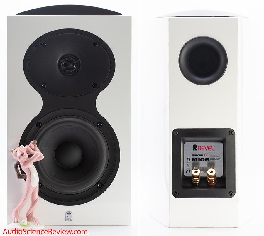 Revel M105 bookshelf speaker Audio Review.jpg