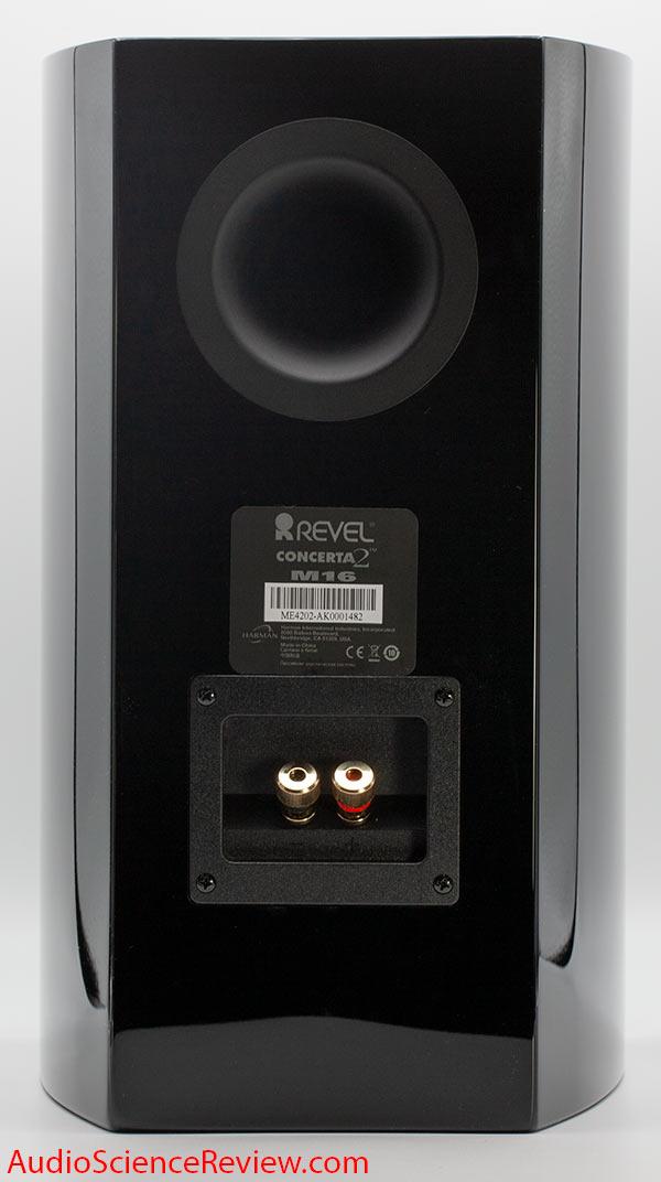 Revel M16 Standmount Bookshelf High-end Speaker Bck Panel Audio Review.jpg