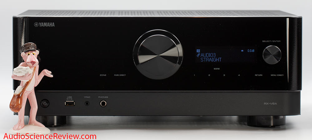 Yamaha Rx V6a 7 2 Channel 4k 8k Dolby Av Receiver Review Audio Science Review Asr Forum
