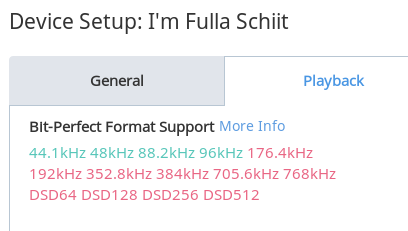 Schiit Fulla V1 DAC Roon Format Support.PNG