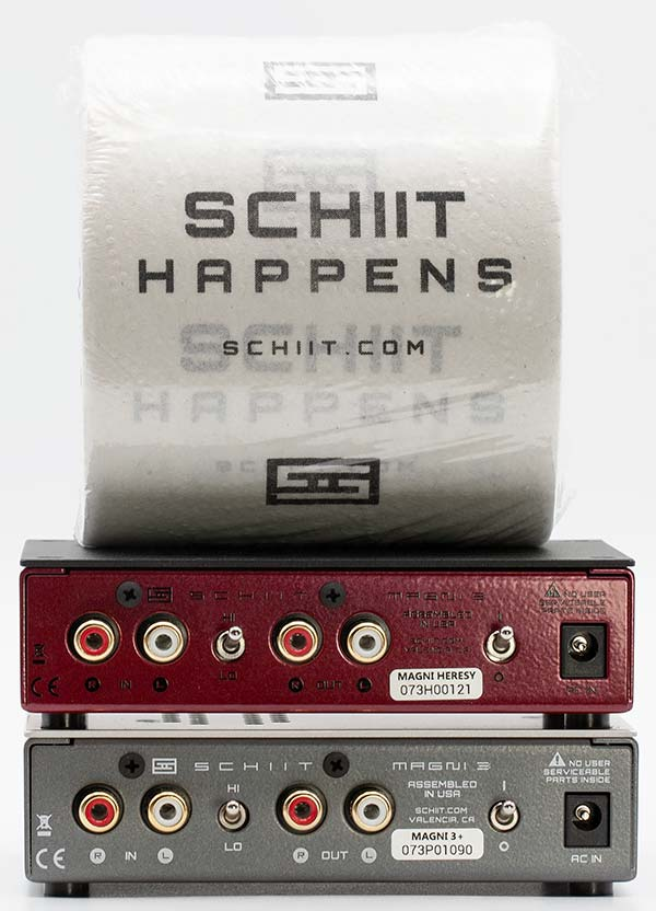 Schiit Magni 3+ and Heresy Headphone Amplifier Comparison Back Connections Review.jpg